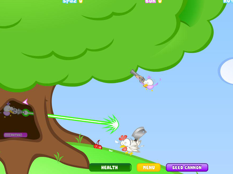 Arcade Game Bird Brawl screenshot